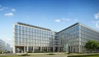 Biurowce Domaniewska Office Hub z certyfikatem BREEAM