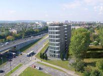 Budują nowy biurowiec Astris w Krakowie