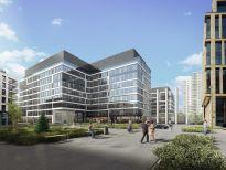 Nowy biurowiec kompleksu Gdański Business Centre oddany do użytku