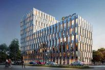 Warszawa – biurowiec EQlibrium na poziomie zero
