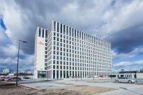 Jest pozwolenie na użytkowanie biurowców Opolska Business Park