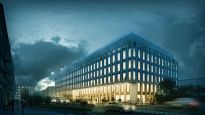 Biurowiec Nobilis Business House ma wiechę