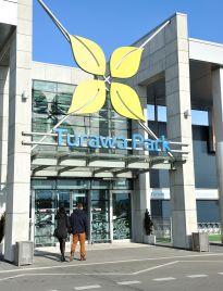 O 22 proc. więcej klientów w centrum handlowe Turawa