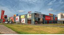 Centrum handlowe Vis a Vis Toruń gotowe