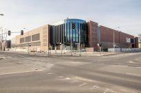 Centrum handlowe Galeria Neptun w oczekiwaniu na otwarcie