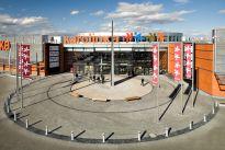 Centrum handlowe Karolinka z Opola z certyfikatem BREEAM