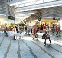 Drugi etap przebudowy centrum handlowego Auchan w Gdańsku