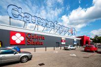 Centrum handlowe Galeria Śląska po odświeżeniu