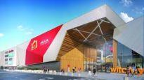 Hucznie otwierają centrum handlowe Aleja Bielany