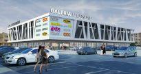 Budują nowe centrum handlowe w Legionowie
