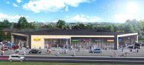 Nowe centrum handlowe w Józefowie koło Warszawy otwarte