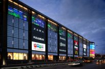 9,5 mln gości w centrum handlowym Echo w Kielcach