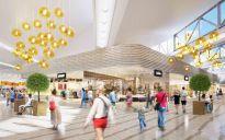 Centrum handlowe Auchan w Gdańsku w rozbudowie – koniec II etapu