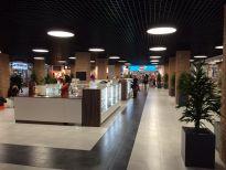 Centrum handlowe w Żyrardowie po remodelingu