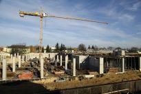 Rośnie nowe centrum handlowe w Sandomierzu