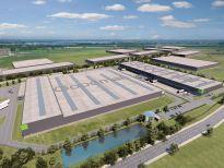 Goodman rozpoczyna budowę obiektu przemysłowego dla Gestamp we Wrocławiu IV logistic Centre