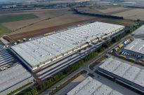 Panattoni zbudowało magazyny dla Amazon w Pradze