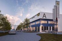 Rosną magazyny Waimea Logistic Park Korczowa