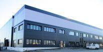 Magazyny Waimea Logistic Park Korczowa – pierwsza hala prawie gotowa
