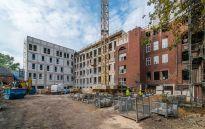 Odnawiają zabytkowy szpital we Wrocławiu – powstanie centrum seniora