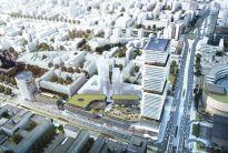 Chcą budować na terenie inwestycyjnym PKP w centrum stolicy