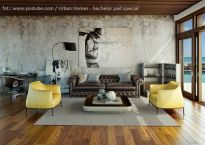 Industrialny loft - minimalistycznie i z klasą