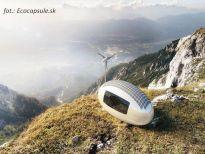 Dom przyszłości w kapsule