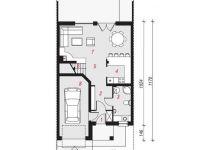 Domy w zabudowie szeregowej na sprzedaż