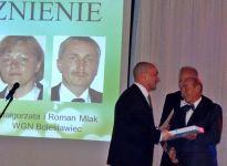 Orzeł Brokera i Wyróżnienia  Brokera WGN za rok 2016 rozdane