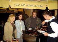 Reportaż z XXIV Kongresu Sieci WGN - Zamek Książ
