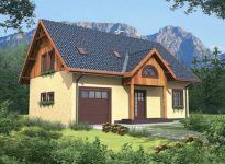 Unikatowe domy z bali z modrzewia syberyjskiego