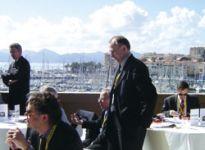 Reportaż z pobytu w Cannes 2005
