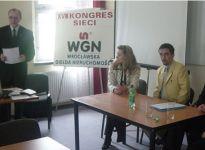 Reportaż z XVIII Kongresu Sieci WGN