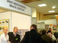 """Reportaż z Targów """"Mieszkanie i Dom"""" jesień 2009 udane zakończenie sezonu"""