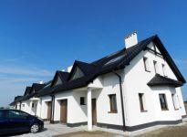 Domasław - nowe osiedle wykończonych domów w standardzie podwyższonym deweloperskim