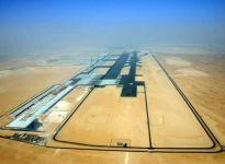 Największe lotnisko świata powstaje w Dubaju